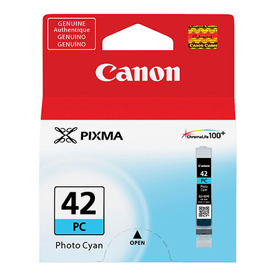CLI-42 Photo Cyan Ink Cartridge Image 0