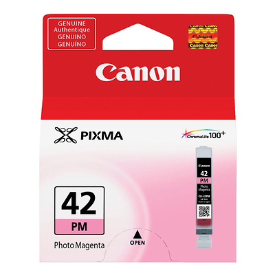 CLI-42 Photo Magenta Ink Cartridge Image 0