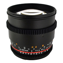 85mm T/1.5 Cine Lens for Nikon Image 0