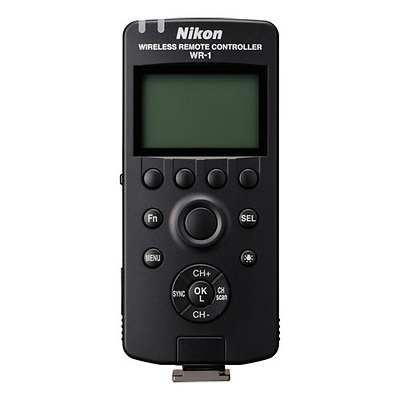 WR-1 Wireless Remote Control Transceiver Image 0