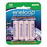 Eneloop AA Rechargeable Ni-MH Batteries (2000mAh, Blister Pack of 4)