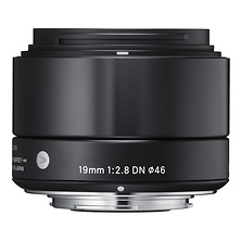 19mm f/2.8 DN Lens for Micro 4/3 (Black) Image 0