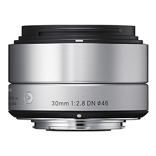 30mm f/2.8 DN Lens for Sony E Mount (Silver) Image 0