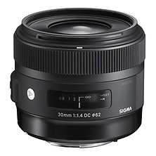 30mm f/1.4 DC HSM Lens for Canon DSLR Cameras Image 0