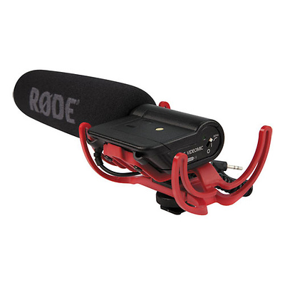 VideoMic with Rycote Lyre Suspension System Image 0