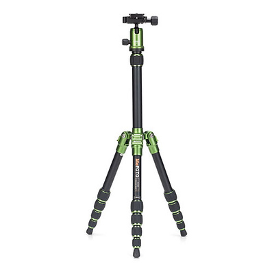 BackPacker Travel Tripod Kit (Green) Image 0