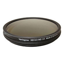 82mm Variable Gray ND Filter Image 0