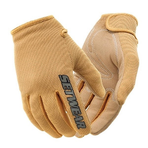 Stealth Touch Screen Friendly Design Glove (Tan, Small) Image 0