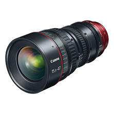CN-E 15.5-47mm T2.8 L S Wide-Angle Cinema Zoom Lens with EF Mount Image 0