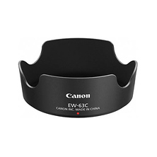 EW-63C Lens Hood for EF-S 18-55mm f/3.5-5.6 IS STM Lens Image 0