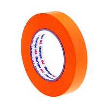 1 Inch Paper Tape (Orange) Image 0