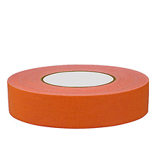1 Inch Gaffers Tape (Fluorescent Orange) Image 0