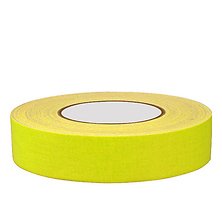 1 Inch Gaffers Tape (Fluorescent Yellow) Image 0