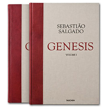 Salgado's Masterpiece GENESIS - Earth Eternal - Hardcover Image 0