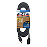 Farm & Shop Extension Cord 25ft. 14/3 (Black)
