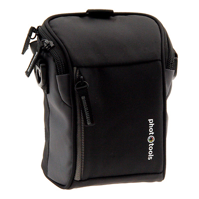Camera Pouch (Large, Gray) Image 0