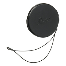 Lens Cap With Retaining String For Leica D-Lux 6 Image 0
