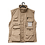 Photo Vest 14 (Beige, M) Thumbnail 0