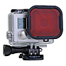 Red Glass Dive Filter for GoPro HERO3+ Housing Thumbnail 1