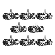RW08 Camera Slider / Dolly RigWheels (8-Pack) Image 0