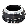 Nikon G Lens to Sony NEX Camera Lens Mount Adapter (Black) Thumbnail 3