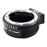 Nikon G Lens to Sony NEX Camera Lens Mount Adapter (Black) Thumbnail 4