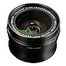 WCL-X100 Wide-Angle Conversion Lens for X100 Camera (Black)