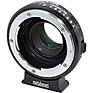 Nikon G Lens to Blackmagic Pocket Cinema Camera Speed Booster