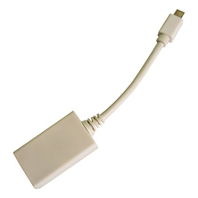 Mini Displayport To HDMI Female (6 In. Long) Image 0