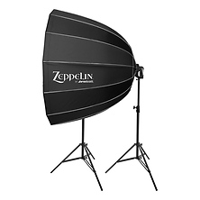 35 In. Zeppelin Para Softbox Image 0