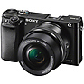 Alpha a6000 Mirrorless Digital Camera with 16-50mm Lens (Black)