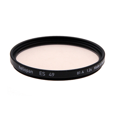49mm 81A Color Conversion Filter Image 0