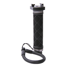 Multi Grip with Lanyard for GoPro Cameras (Silver) Image 0
