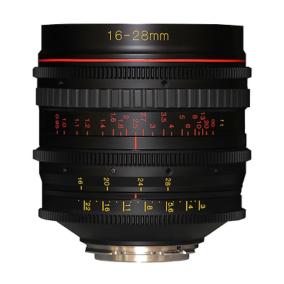 Cinema AT-X 16-28mm T3.0 Lens for Canon EOS Image 0