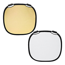 33 In. Collapsible Reflector (Gold/White) Image 0