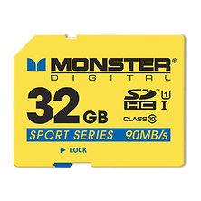 32GB Sport Series SDHC Memory Card Image 0