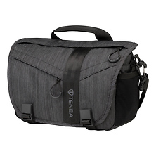 DNA 8 Graphite Messenger Bag Image 0