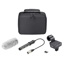 XLR-K2M XLR Adapter Kit with Microphone Image 0