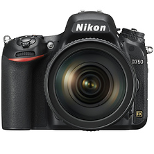 D750 Digital SLR Camera with NIKKOR 24-120mm f/4.0G Lens Image 0