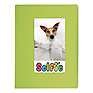 Selfie Photo Album for Instax Photos - Small (Lime Green)