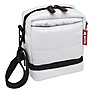 Instax Camera Bag for Fujifilm instax mini 8 or Polaroid 300 Cameras (White)