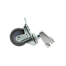 75mm Locking Wheels (Set of 3) Image 0