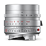 35mm f/1.4 Summilux-M Aspherical Lens (Silver)
