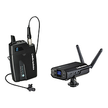 System 10 - Camera-Mount Digital Wireless System with Lavalier Mic Image 0