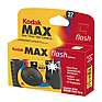 MAX Single Use 35mm Film Camera With Power Flash