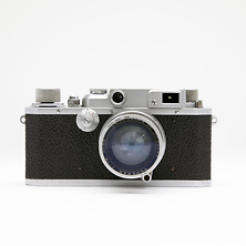 IIB RF 35mm Rangefinder Film Camera with 50mm f1.9 Lens - Used Image 0