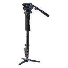 Series 4 Aluminum Monopod And S6 Video Head Image 0