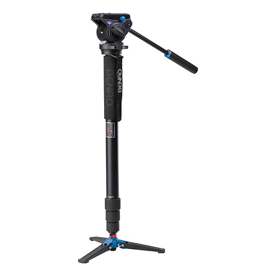 Series 4 Aluminum Monopod with S4 Video Head Image 0