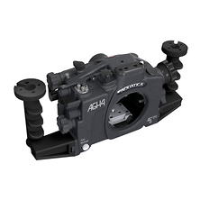 Underwater Housing for Panasonic DMC-GH4 With Vacuume Sensor Image 0