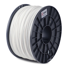 1.75mm ABS Filament (White) Image 0